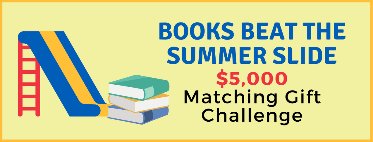 Books beat the summer slide
