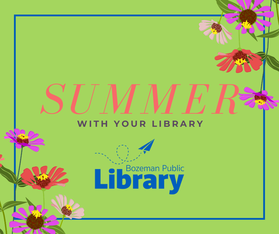 Summer with your Library