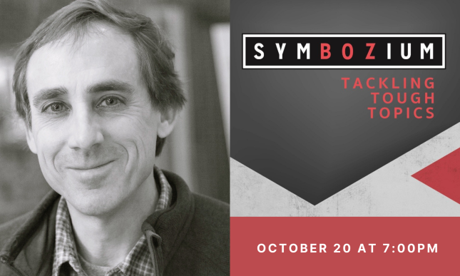 SymBozium is Back! Online Discussion on Water in the West October 20 at 7:00pm