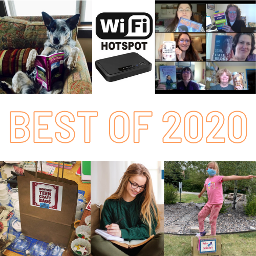 Best of the Library 2020