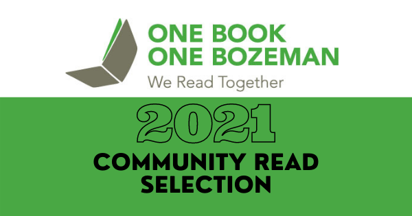 One Book One Bozeman 2021