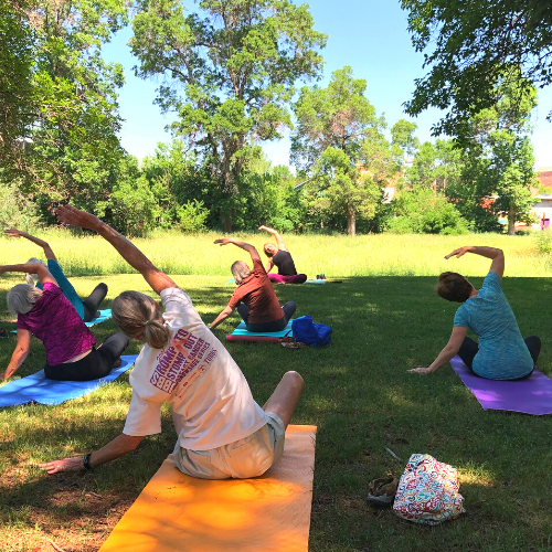 Adult Classes Reduce Stress and Get You Moving