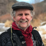 Portrait of author Keith McCafferty