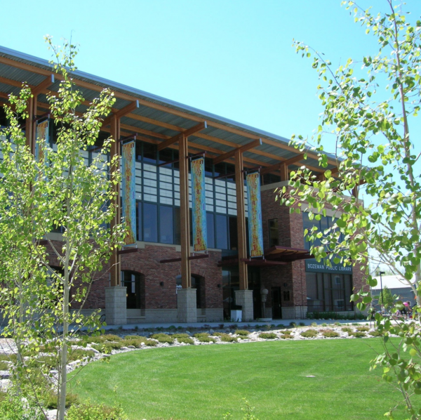 Donate to your local library in Bozeman